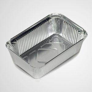 Aluminium Container 8368